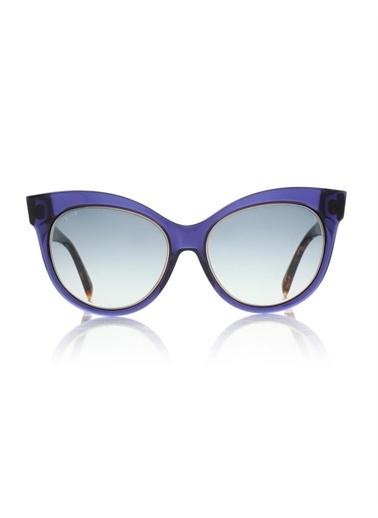 Emilio Pucci  Ep 0024 90W Kadın Güneş Gözlüğü Mavi